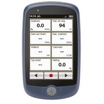 Navman Bike 1000 GPS Fietsnavigatie 3.5 inch scherm