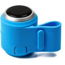Booma2 Micro draadloze speaker bluetooth, telefoonstand, blauw