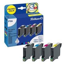 Pelikan bundel Epson Inkjets T062, P06