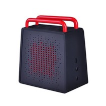 Antec SPzero Bluetooth Speaker - Waterbestendig - Zwart/Rood