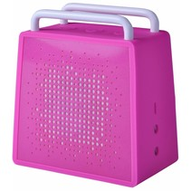Antec SPzero Bluetooth Speaker - Waterbestendig - Roze