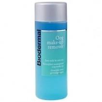 Biodermal Oog make-up remover - Milde gezichtsreiniging - 100ml