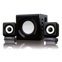Sumvision N-Cube Pro 2.1 Speaker + Subwoofer 15W