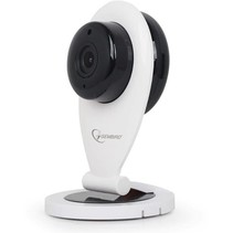 Gembird Smart HD Wi-Fi camera - ICAM-WHD-02 - Wit - 720p HD -