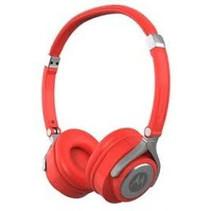 Motorola Pulse 2 Hoofdband Stereofonisch Bedraad Rood mobiele hoofdtelefoon