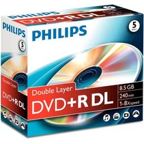 Philips DVD+R DR8S8J05C/00