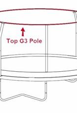 Bâton G3 supérieur du JumpPOD Classic/Deluxe 370