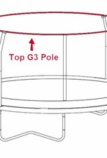 G3-stok boven voor JumpPOD Classic/Deluxe 370