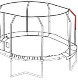 Bovenpaal net Oval 520