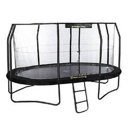 JumpPOD Oval 4m60 Black
