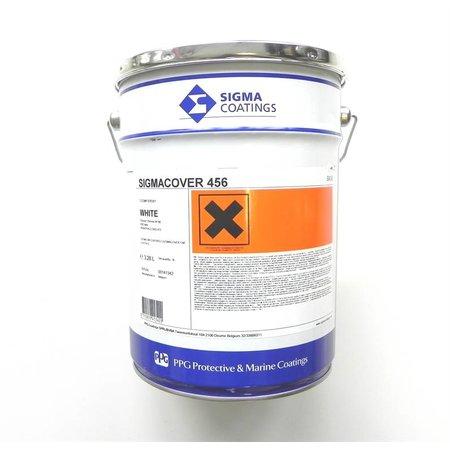 Sigma Sigma Sigmacover 456 twee componenten epoxy tussenlaag 4 liter inclusief harder