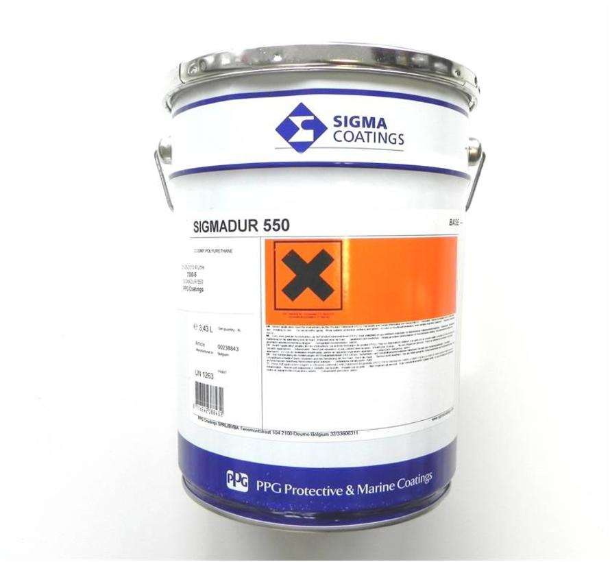 Sigma Aflak Sigmadur 550 (Gloss) inclusief harder