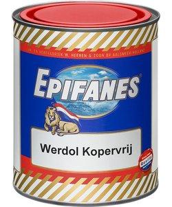 Epifanes Antifouling Werdol Kopervrij