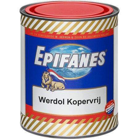 Epifanes Epifanes Antifouling Werdol Kopervrij