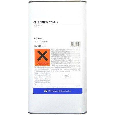 Sigma Verdunner 21-06 polyurethaan/chloorrubber