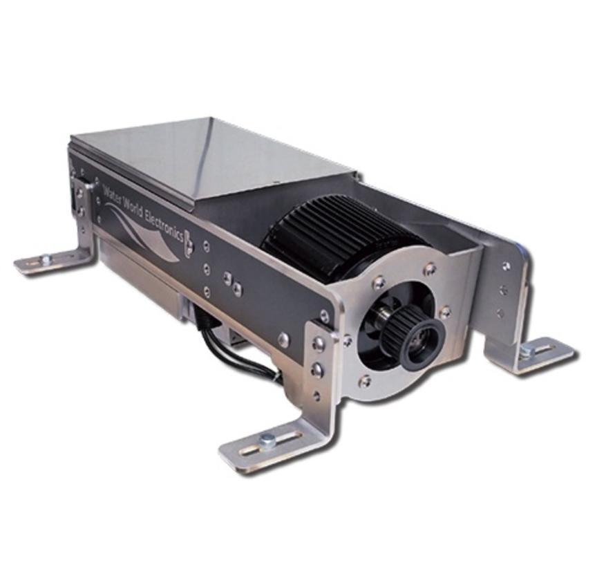 Waterworld Electronics Fluistermotor (binnenboordmotor voor boot)
