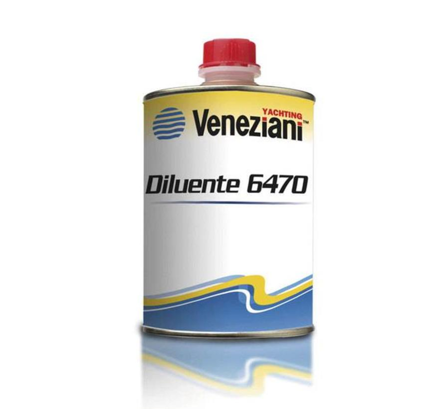 Thinner 703 Verdunning Scirocco NL (Guardia Curpon Plus) voor antifouling  (500 ml)