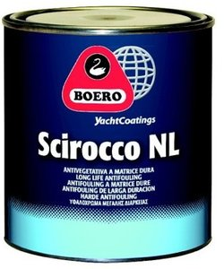Scirocco NL (Guardia Cupron Plus) koperhoudende antifouling