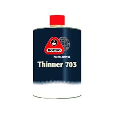 Boero Boero Verdunning Scirocco NL (Guardia Curpon Plus) voor antifouling Thinner 703