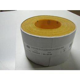 Rollen schuurpapier