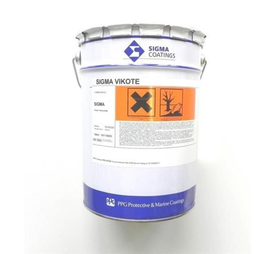 Sigma Vikote 42 (biguard coating) Zwart