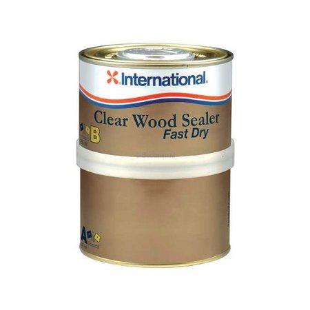 International International Clearwood Sealer Fast Dry 10 liter