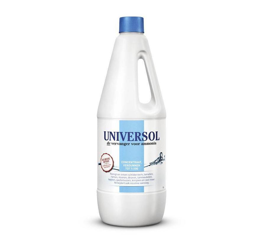 Universol ontvetter 1 liter