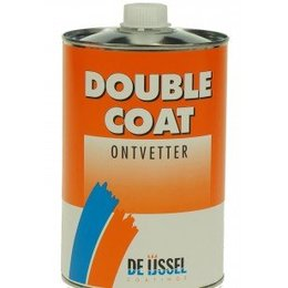De IJssel Double Coat ontvetter 0.5, 1 of 5 liter