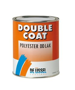 De IJssel Double Coat DD lak 0.5, 1 of 5 kg