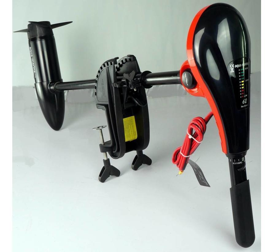 Fluistermotor Elektrische Buitenboordmotor (65 LBS)