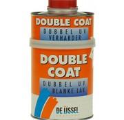 De IJssel Double Coat Dubbel UV Blanke lak 750 ml