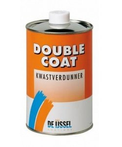 Double Coat Kwastverdunner 0,5 of 1 liter