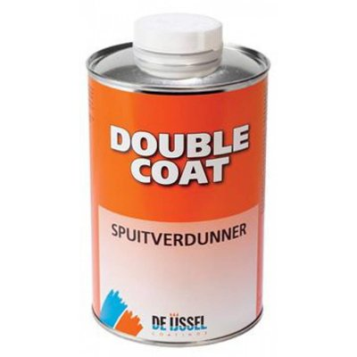 De IJssel Double Coat Spuitverdunner 0,5 of 1 liter
