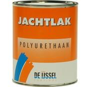 De IJssel Jachtlak PU blank hoogglans 1 liter