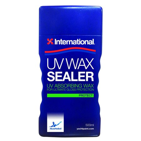 International International UV Wax Sealer