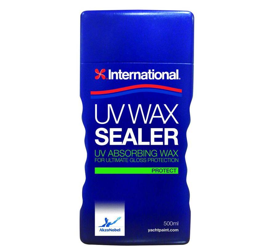 International UV Wax Sealer