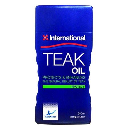 International International Teak Oil