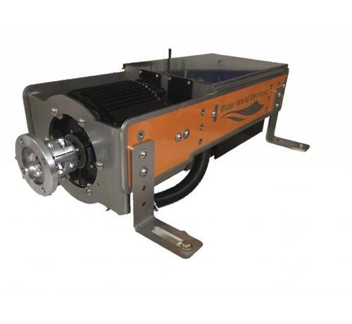 Waterworld Waterworld Electronics Fluistermotor (binnenboordmotor voor boot)