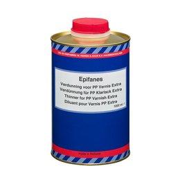 Epifanes Verdunning voor PP Vernis Extra 1 liter