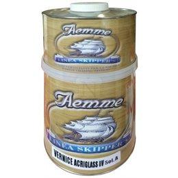 Aemme Acriglass UV Blank 1,5 liter