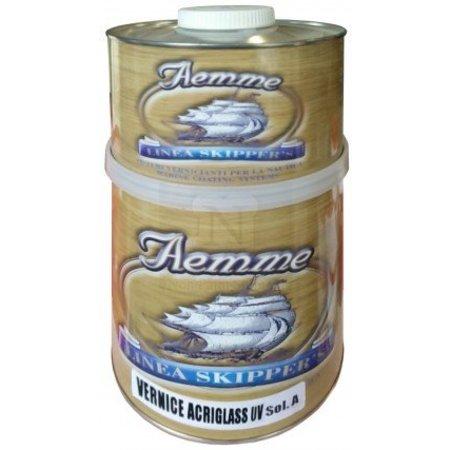 Aemme Aemme Acriglass UV Blank 1,5 liter