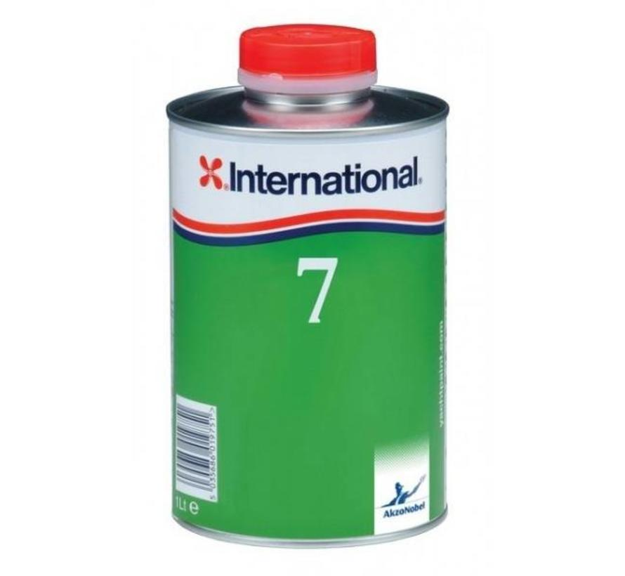 International Verdunner No. 7 Thinner no. 7