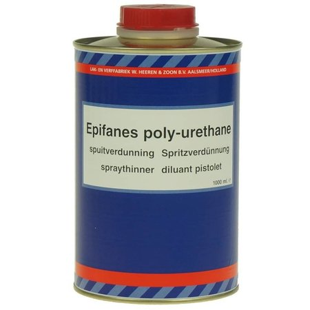 Epifanes Epifanes polyurethane spuitverdunning
