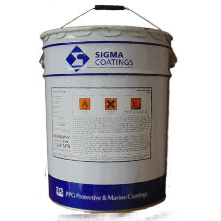 Sigma Sigmacover 380 primer en aflak inclusief harder (vervanger van onder andere de sigmacover 630)