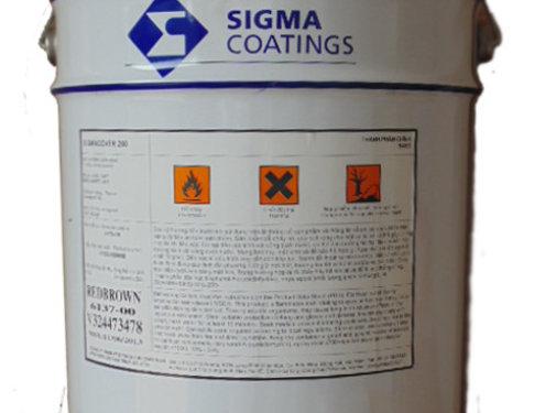 Sigma Sigmacover 380 primer en aflak inclusief harder