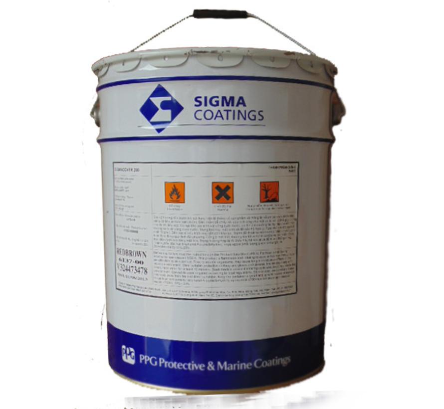 Sigmacover 380 primer en aflak inclusief harder (vervanger van onder andere de sigmacover 630)