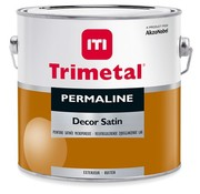 Trimetal Permaline Decor Satin (1 of 2,5 liter)
