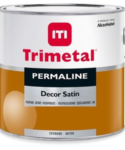 Permaline Decor Satin (1 of 2,5 liter)
