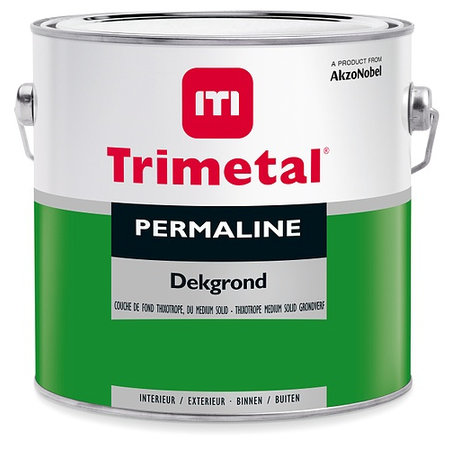 Trimetal Permaline Dekgrond (1 of 2,5 liter