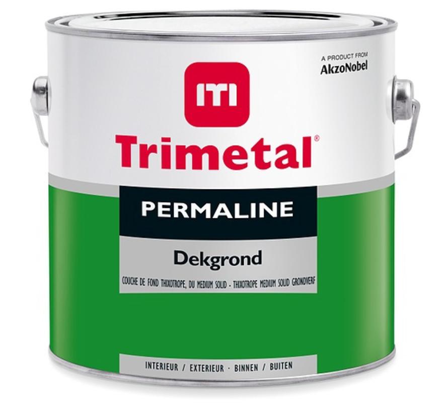 Permaline Dekgrond (1 of 2,5 liter